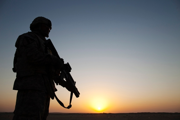 The West isn't the solution in Iraq. It's the problem