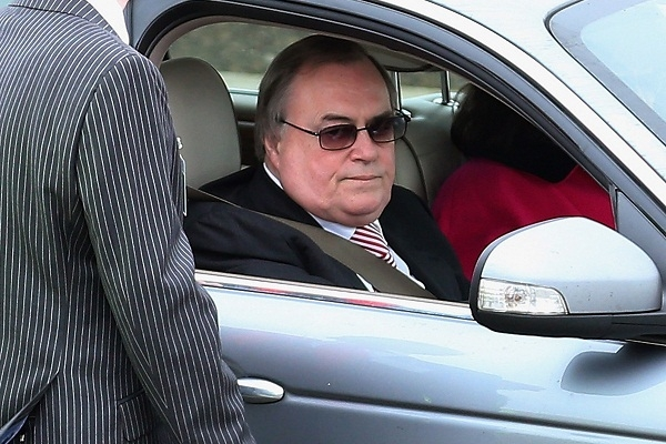 John Prescott won the first round in Humberside, but now faces a run-off against the Tory candidate. Image: Getty