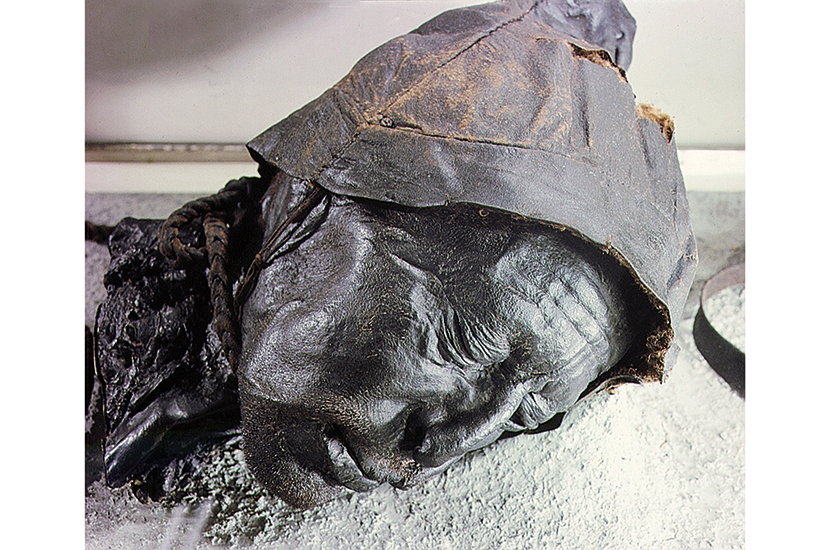 The haunting stories of Britain's 'bog bodies'