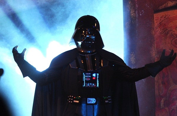 Is Rupert Murdoch the Darth Vader of publishing? Source: Getty