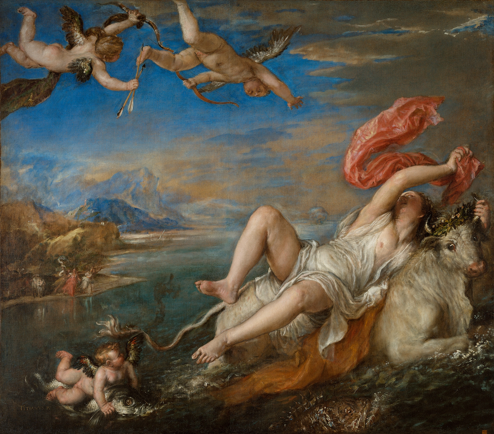 To  review  such supreme paintings is slightly absurd : Titian at the National Gallery reviewed