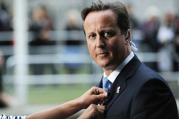 David Cameron. Photo: Getty Images.