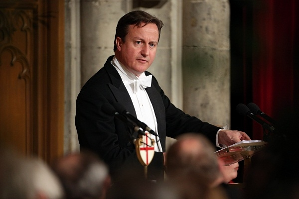 Is David Cameron encouraging a society with 'grandeur for the few, the workhouse for the many'? Photo: Getty Images.
