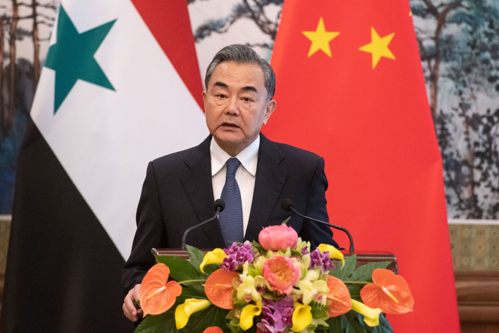 China's Belt and Road to Damascus