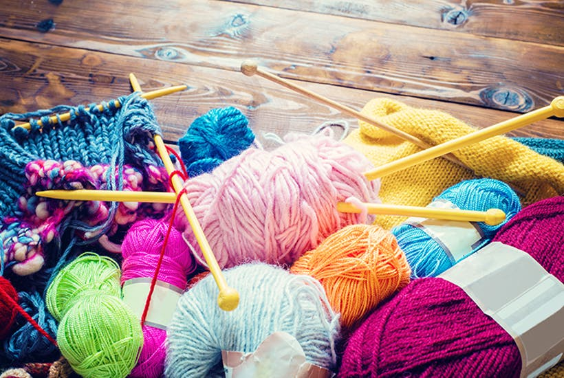 Cast off: how knitters turned nasty