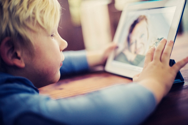 The age of the Skype Dad