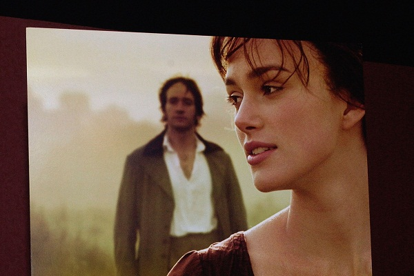 A publicity shot for the 2005 adaptation of 'Pride and Prejudice', starring Keira Knightley and Matthew Macfadyen. Image: Getty