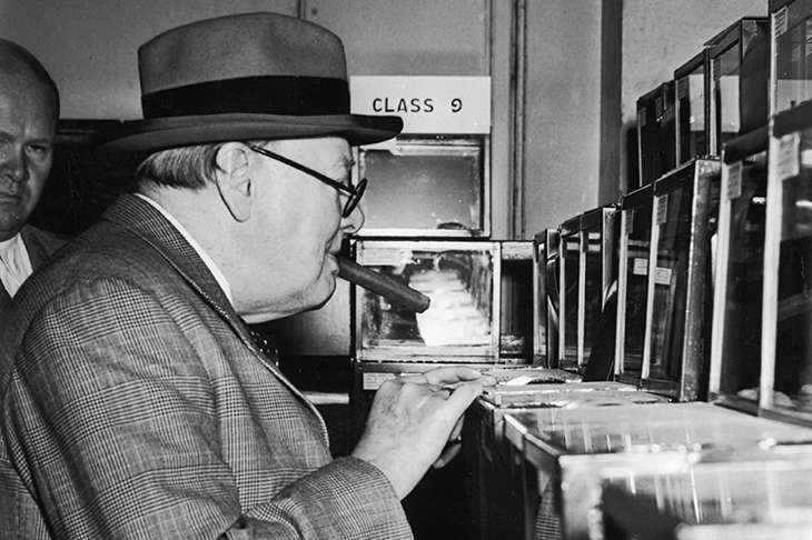 Winston Churchill's remarkable love of science