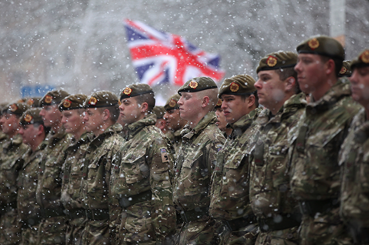 Can Britain's new military policy end decades of pretence?