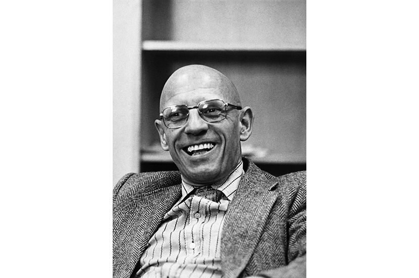 How Foucault was shielded from scandal by French reverence for intellectuals