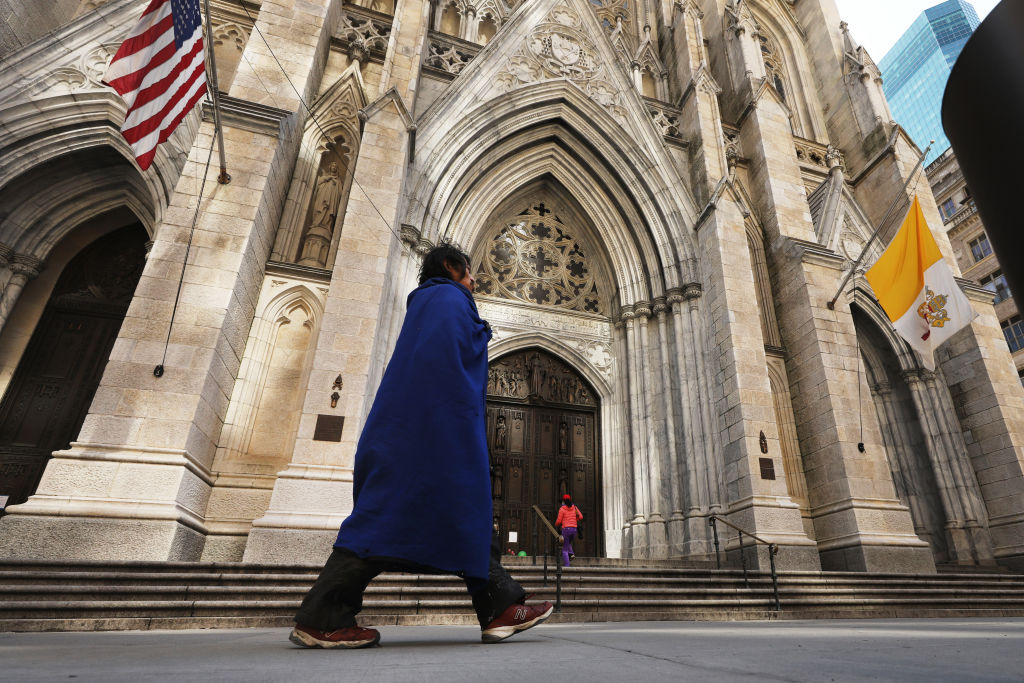 American Christianity will recover from the virus, but English churches are in big trouble