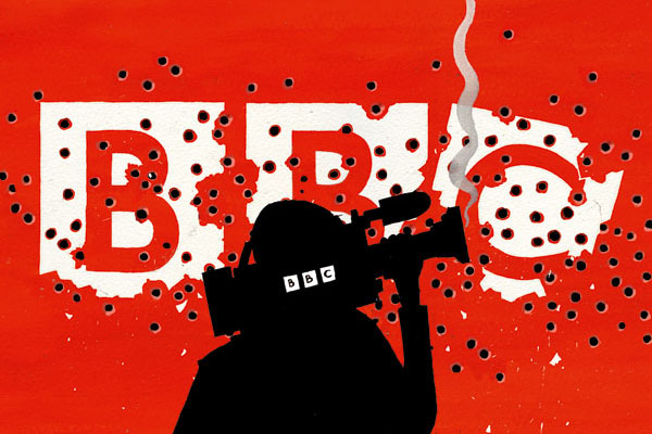 Bullets over the Beeb