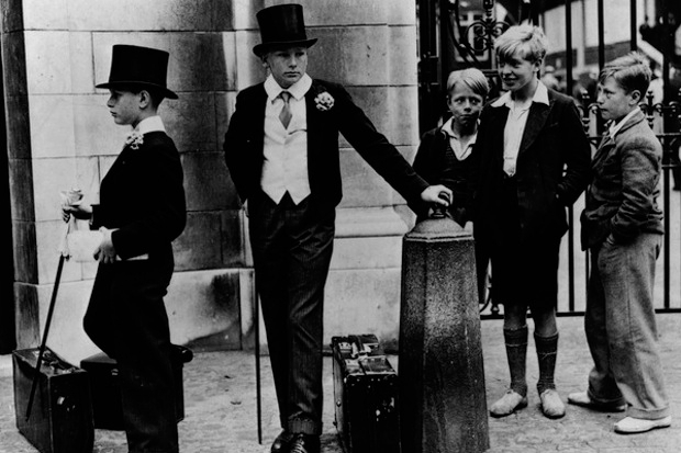 Do people care more about Old Etonians or the political class? Photo: Jimmy Sime/Getty Images