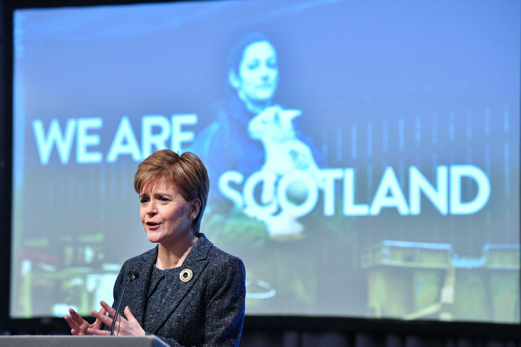 Why should we expect Nicola Sturgeon to support Team GB?