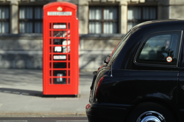 The case against London cabbies