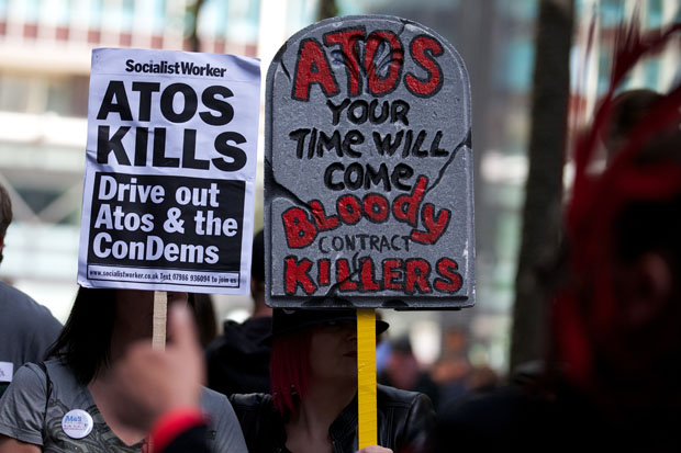 Why I'm thankful that Atos found me fit to work