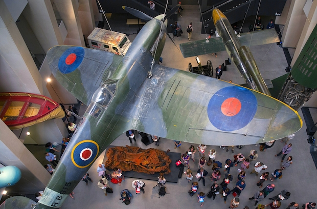 Imperial War Museum. Picture: Oli Scarff/Getty.