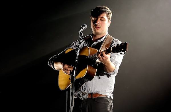 Mumford & Sons are treated badly by the folk scene. Picture: Getty