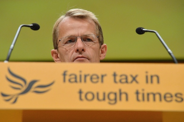 David Laws will be working out the key themes and messages for the Lib Dem manifesto over the next few days. Picture: GETTY