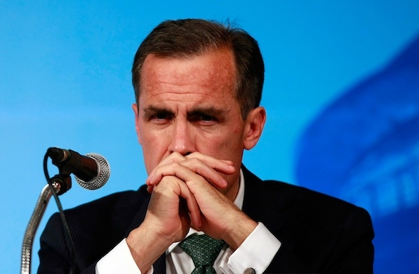 Mark Carney's arrival at the Bank of England will have far greater significance than yesterday's Budget. Picture: Getty