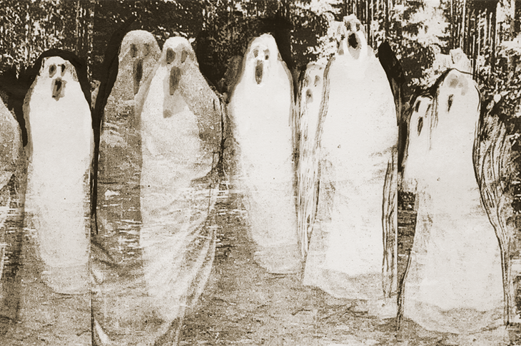 Have you heard a convincing ghost story?