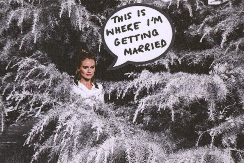 Cressida Bonas: Everyone seems to have very strong opinions about my wedding