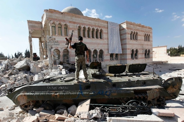 A new Islamist alliance among Syria's rebels has given Assad the enemy he wants