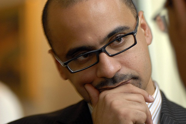 Junot Diaz, author of 'This is How You Lose Her'. Image: Getty