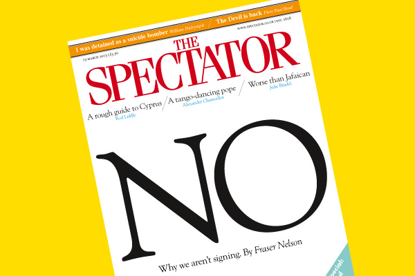 Why The Spectator won't sign the Royal Charter