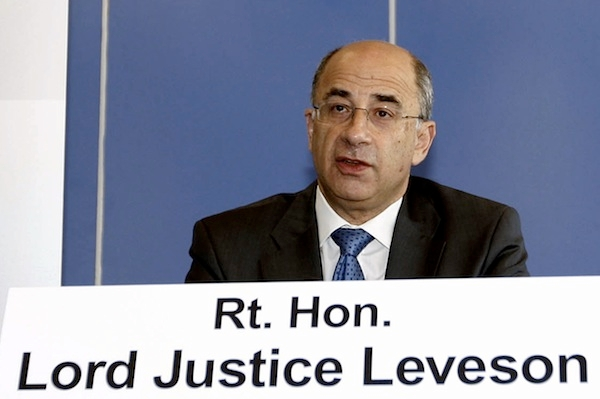 Lord Justice Leveson will make his recommendations for the future of press regulation today. Picture: Getty