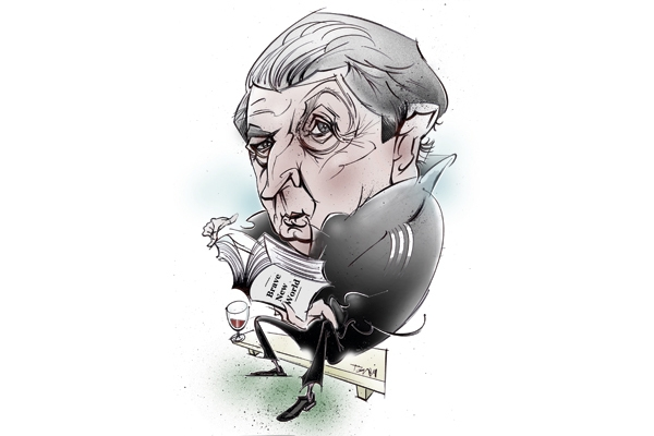 Roy of the reader: swapping novels with my friend Roy Hodgson