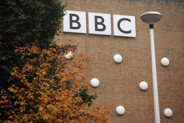The BBC is in complete chaos this morning. Image: Getty