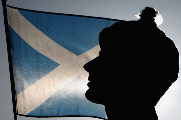 Could the the EU referendum affect the Scottish vote? Image: Getty