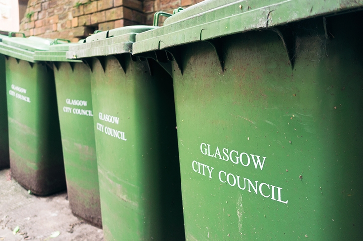 As COP26 looms, Glasgow is facing a waste crisis