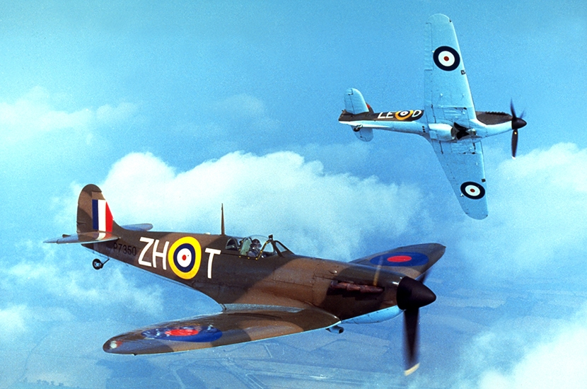 We won the Battle of Britain – just