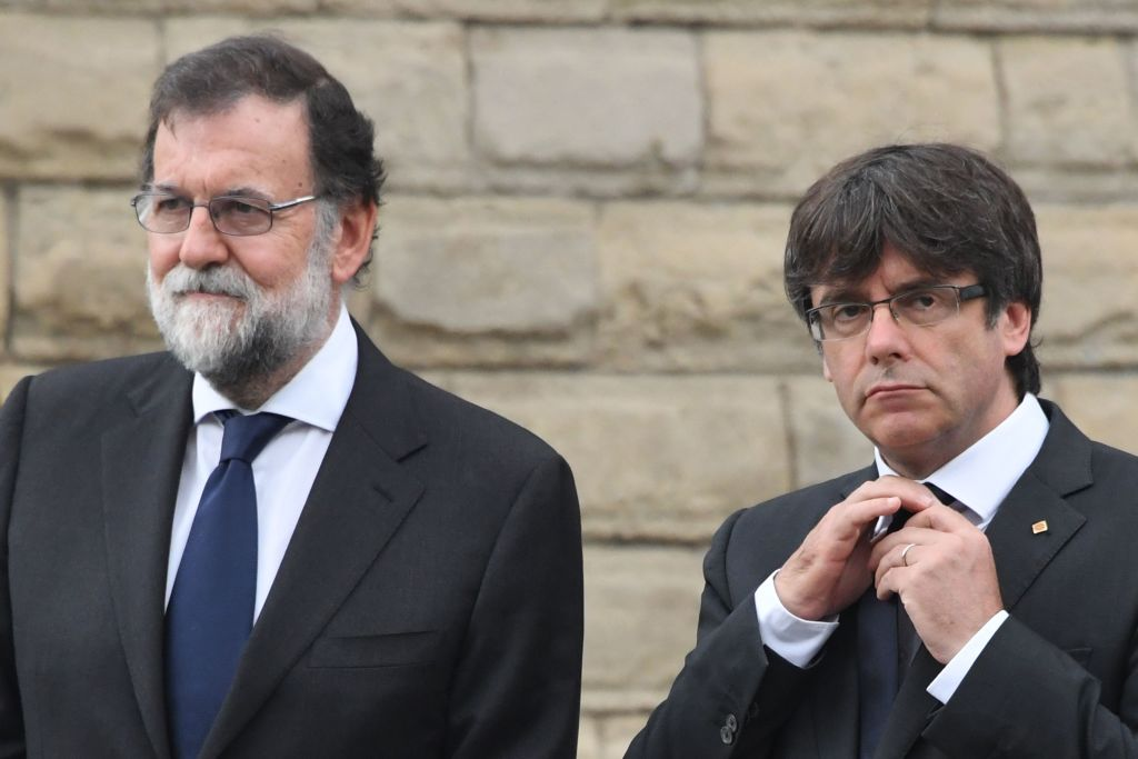 Madrid crushes the Catalan independence movement with brutal efficiency