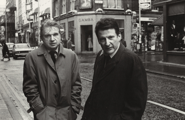 Friends, soulmates, rivals: the double life of Francis Bacon and Lucian Freud