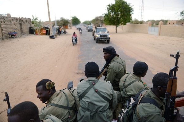 Government soldiers entered Timbuktu earlier this week, ending 10 months of occupation by rebels. Image: Getty