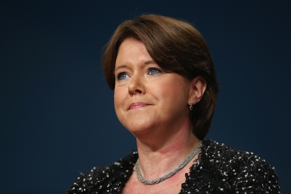Maria Miller: upsetting the arts. Photo: Getty Images.