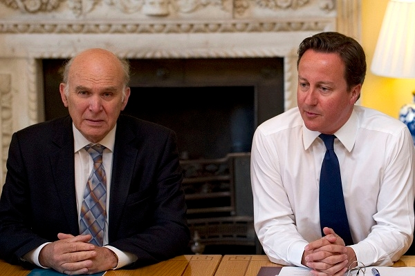 Fear of recession has forced the coalition into a grand bargain on growth. Image: Getty