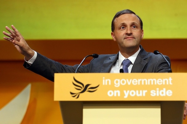 Steve Webb has today announced that a new 'single tier' state pension will be introduced in 2017. Picture: Getty Images