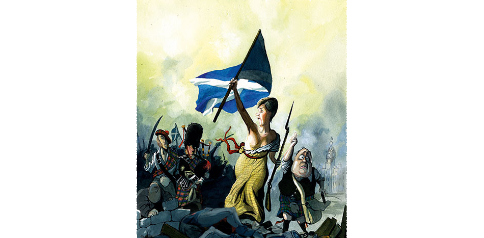 Inside the SNP's growing civil war