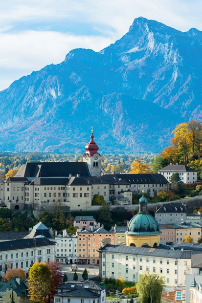 Salzburg – more than just a ridiculously pretty place