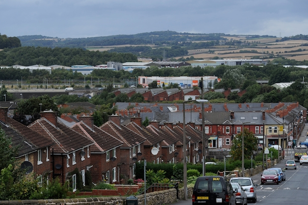 Rotherham. Alexis Jay's report estimates that at least 1,400 children were sexually abused in the town's care homes between 1997 and 2013. Image: Anna Gowthorpe/Getty Images