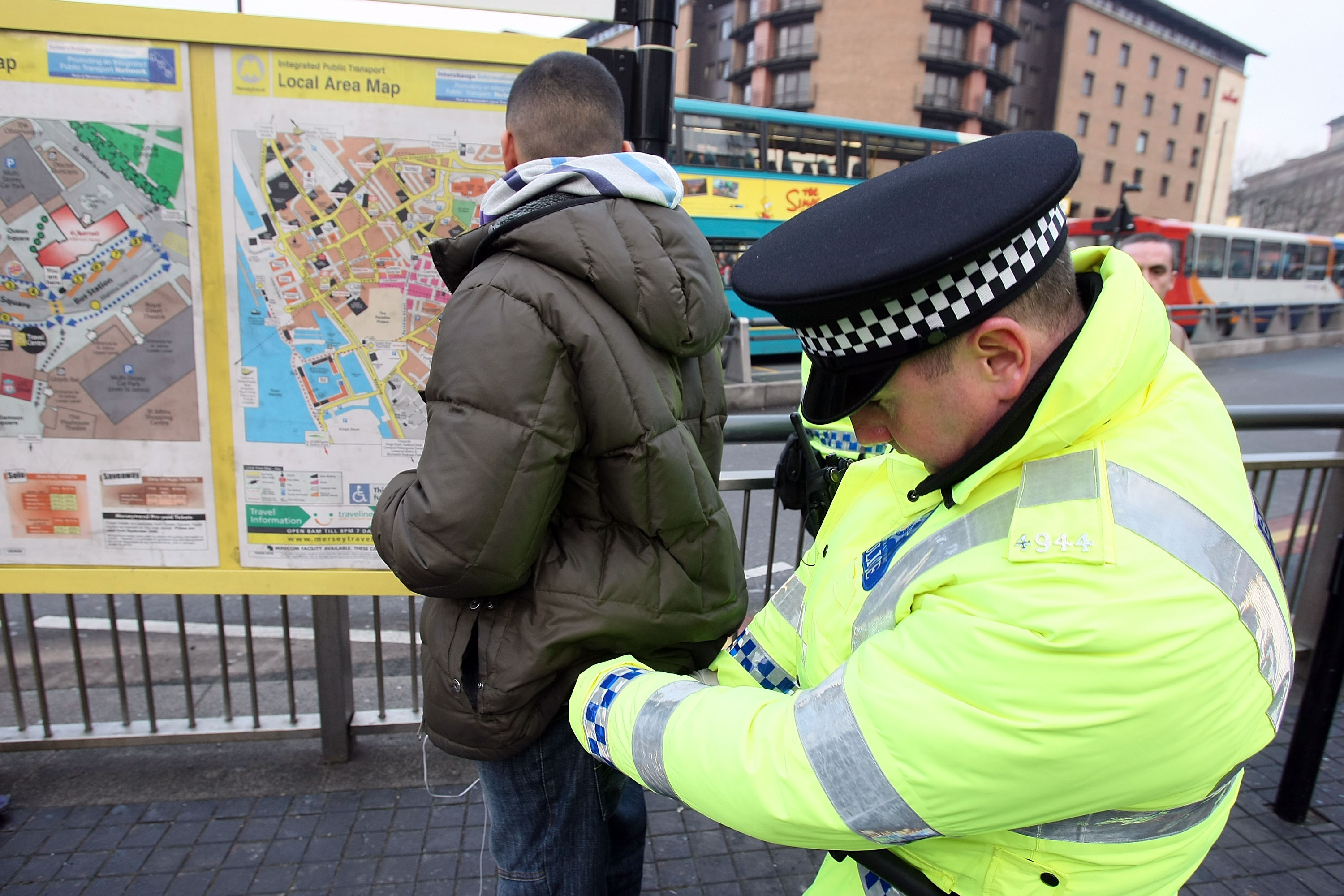 History of police stop and search powers in the uk