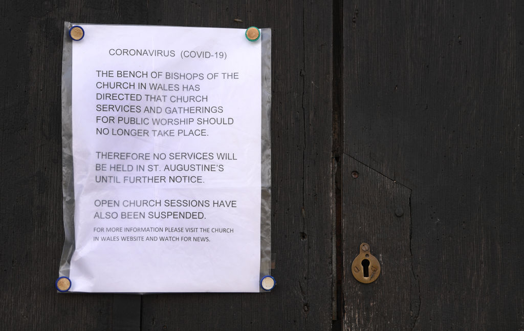 Could an underground church now emerge in Britain?