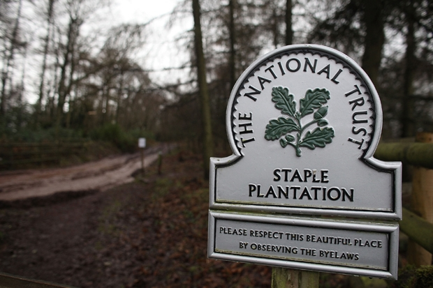 The National Trust is spoiling beautiful places in the name of people who'll never visit them