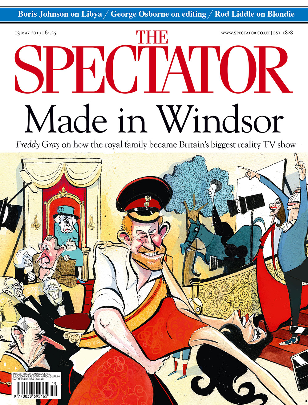 Issue 13 May 2017 The Spectator