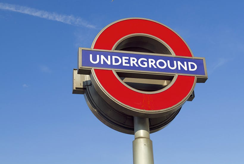 What is the only London Underground station to share no letters with 'mackerel'?