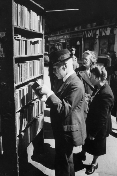 Notes on...London's secondhand bookshops